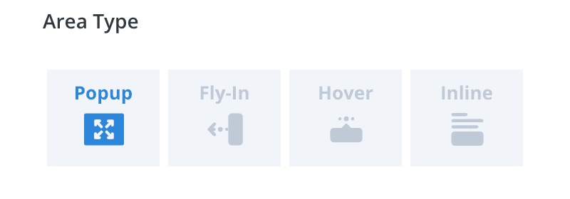 Divi Areas Pro Layout Types