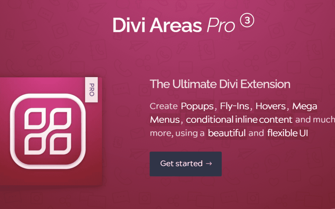 Divi Areas Pro 3: Features Overview & Benefits